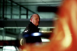 Teaser de la McLaren MCL33
