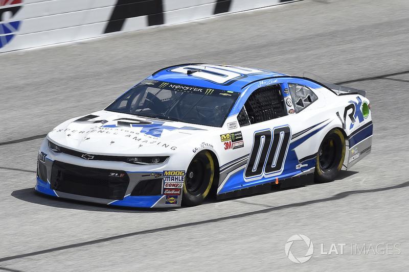 33. Jeffrey Earnhardt, No. 00 StarCom Racing Chevrolet Camaro
