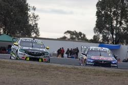 Shane van Gisbergen, Triple Eight Race Engineering, Craig Lowndes, Triple Eight Race Engineering Holden