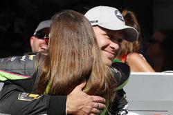 Ed Carpenter, Ed Carpenter Racing Chevrolet est félicité par Danica Patrick, Ed Carpenter Racing Chevrolet