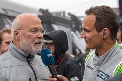 Olaf Manthey, Manthey Racing; Nitro TV: Dirk Adorf, Alex Hofmann