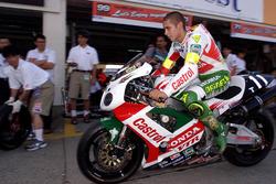 Valentino Rossi, Honda Racing