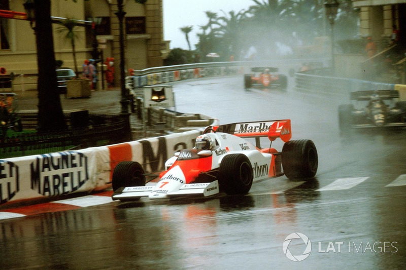 Monaco 1984 - 1 hour, 1 minute and 7 seconds