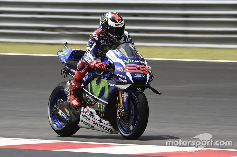 Jorge Lorenzo, Movistar Yamaha MotoGP Team 2016