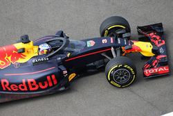 Даніель Ріккардо, Red Bull Racing RB12 і Aero Screen