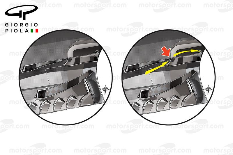 Toro Rosso STR11: Unterboden