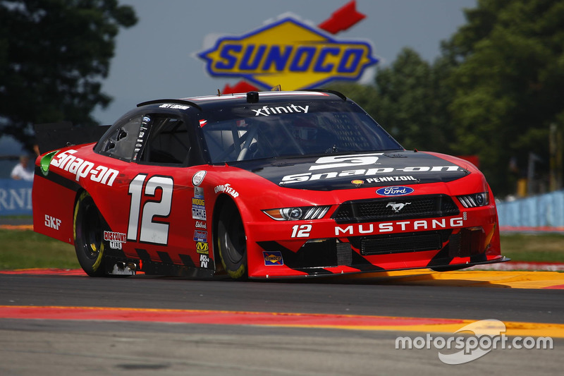 Joey Logano, Ford