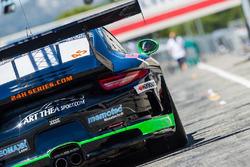 #45 Artthea Sport Porsche 991 GT America: Klaus Werner, Nanna Gotsche, Martin Gotsche, Henry Littig