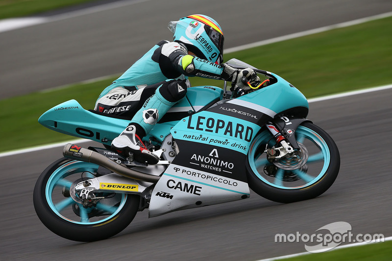 Joan Mir, Leopard Racing