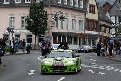 #13 skate aid e. V., Chrysler Viper: Titus Dittmann, Bernd Albrecht, Reinhard Schall, Michael Lachma