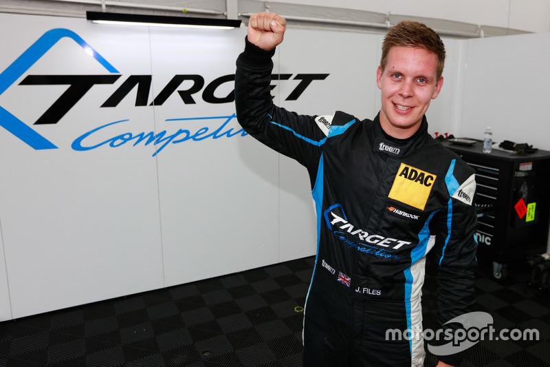 Pole Position für Josh Files, Target Competition, Honda Civic TCR