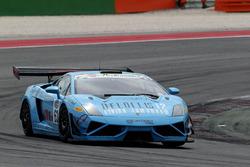 Postiglione-Gagliardini, Imperiale Racing, Lamborghini Gallardo GT3 #63