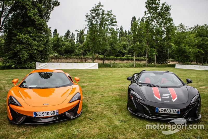 Classic Grand Tour: McLaren 650 S та McLaren 675LT