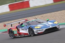 Ford Chip Ganassi Racing Team Uk Ford Gt Olivier Pla Stefan Mucke