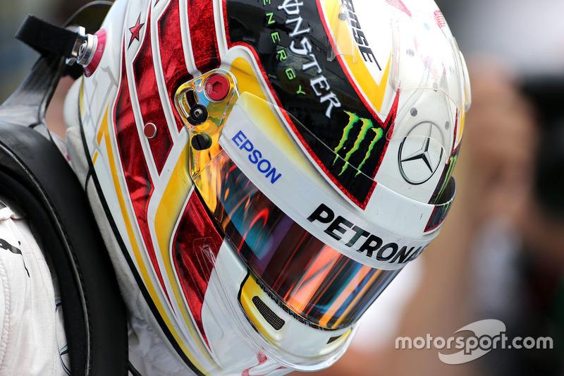 2. Startplatz: Lewis Hamilton, Mercedes AMG F1 Team