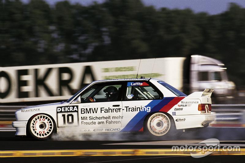 Jacques Laffite, BMW M3 Sport Evolution
