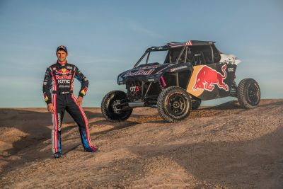 Programme Red Bull Off-Road Junior