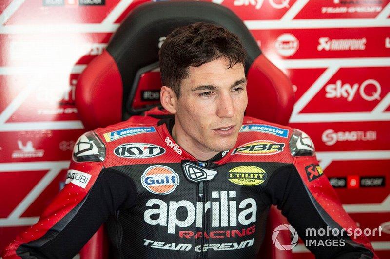 Aleix Espargaró, Aprilia Racing Team Gresini