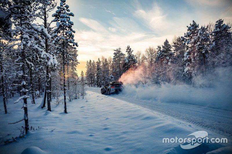 Валттері Боттас, Тімо Раутяйнен, M-Sport Ford Fiesta