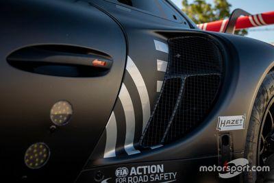 Designpräsentation: Porsche GT Team