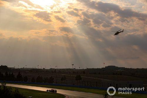 Liveblog - De tweede vrije training van de Grand Prix van Turkije