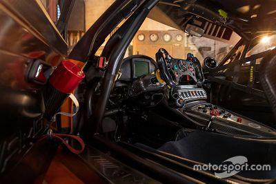 Mercedes-AMG GT3 unveil