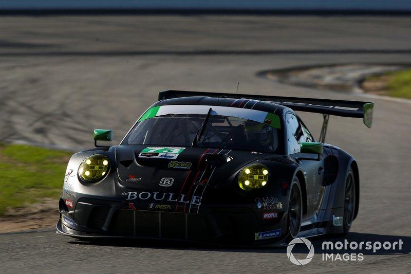 #73 Park Place Motorsports Porsche 911 GT3 R: Patrick Lindsey, Patrick Long, Matt Campbell, Nicholas Boulle
