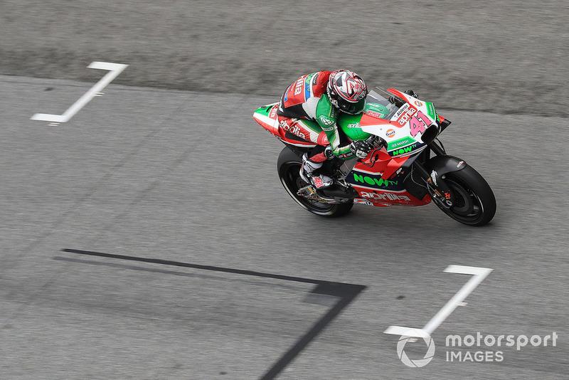 41 - Aleix Espargaro, Aprilia Racing Team Gresini
