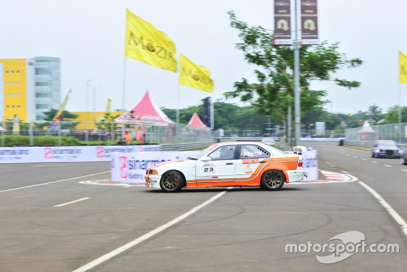 Agung Nugroho, Gazpoll Racing Team, ETCC 3000