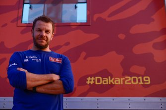 Xavier Colomé, Dakar roadbook responsible