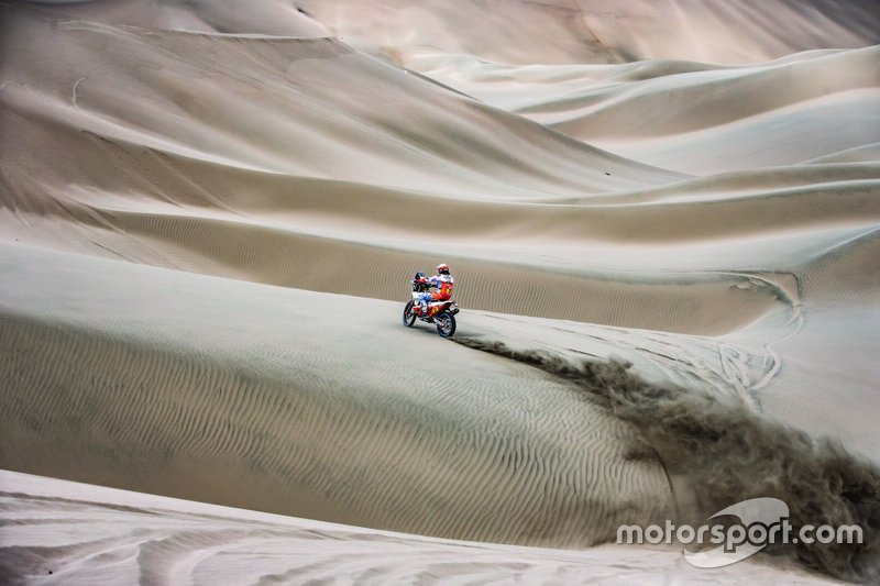 #17 Red Bull KTM Factory Racing KTM: Laia Sanz