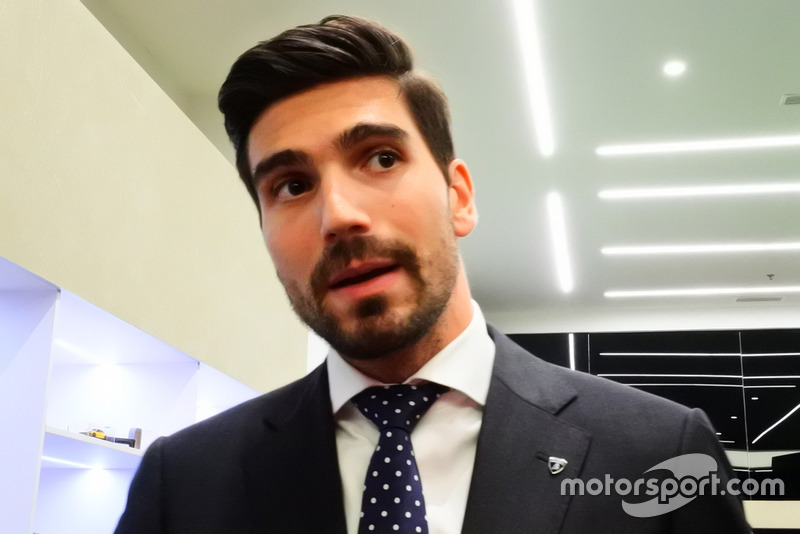 Davide Sfrecola, Area Manager South East Asia Automobili Lamborghini SpA