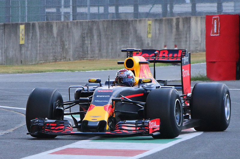 Sébastien Buemi, Red Bull Racing RB11