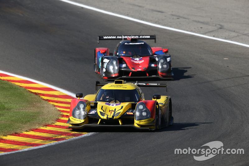 #5 By Speed Factory, Ligier JSP3 - Nissan: Jesus Fuster, Alain Costa, Tom Jackson