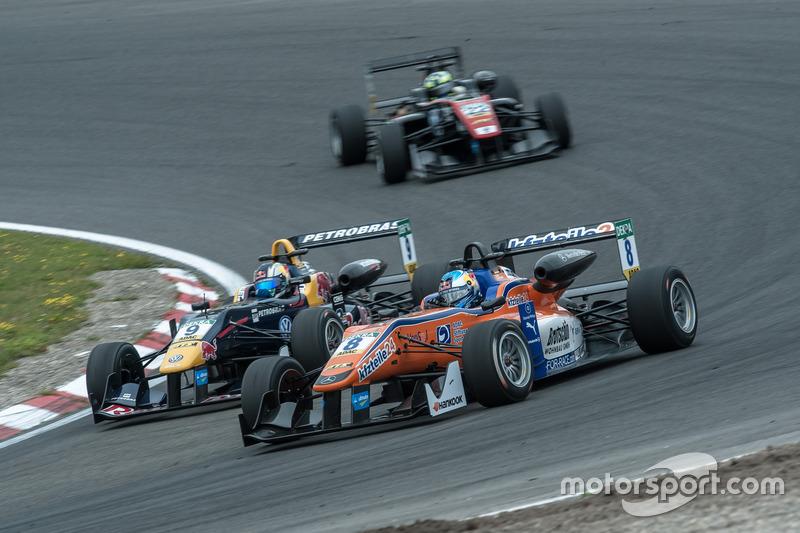 David Beckmann, kfzteile24 Mücke Motorsport Dallara F312 - Mercedes-Benz