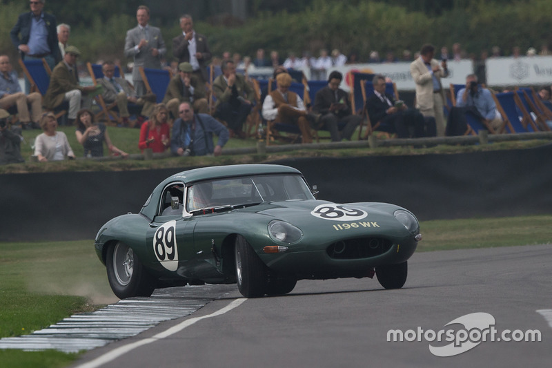 Jaguar E Type - 1963 - Gordon Shedden