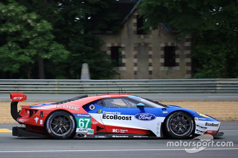 37: #67 Ford Chip Ganassi Racing Ford GT: Marino Franchitti, Andy Priaulx, Harry Tincknell