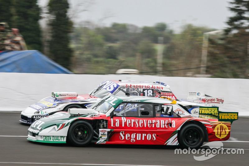 Juan Jose Ebarlin, Donto Racing Torino, Gabriel Ponce De Leon, Ponce De Leon Competicion Ford