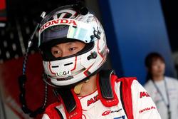 #15 Drago Modulo Honda Racing: Tadasuke Makino