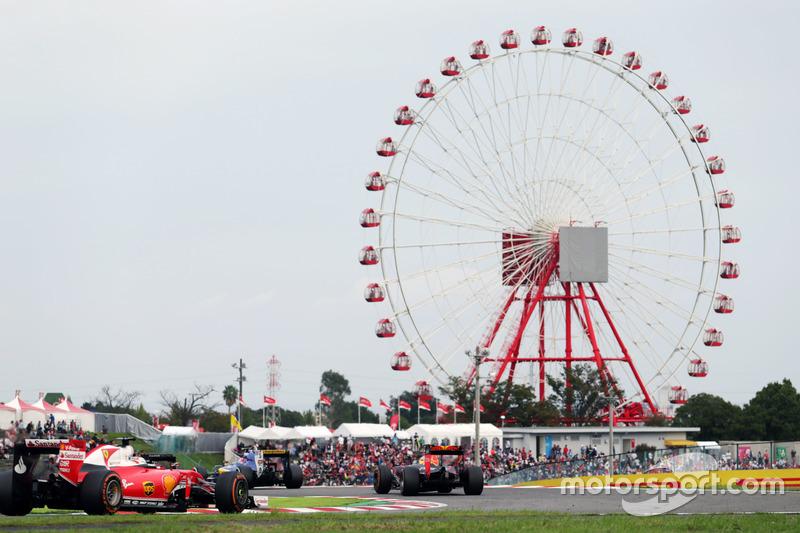 Vuelta rápida para Vettel