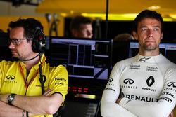 Julien Simon-Chautemps, Renault Sport F1 Team carrera ingeniero con Jolyon Palmer, Renault Sport F1