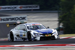 Максим Мартен, BMW Team RBM, BMW M4 DTM