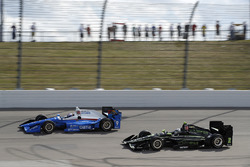 Scott Dixon, Chip Ganassi Racing Honda Josef Newgarden, Team Penske Chevrolet