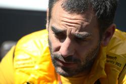 Cyril Abiteboul, MD of Renault Sport F1 Team