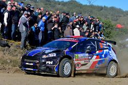 Pedro Heller, Pablo Olmos, Ford Fiesta R5
