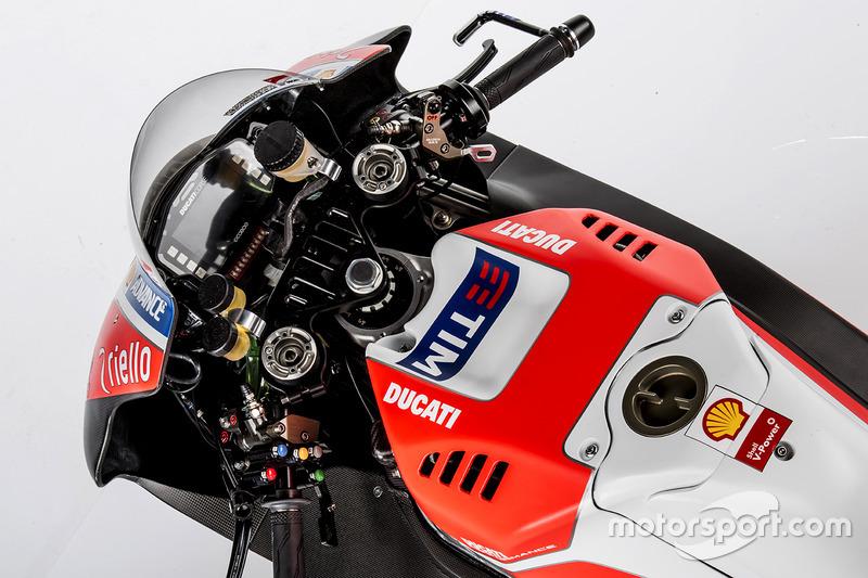 Ducati Desmosedici GP17