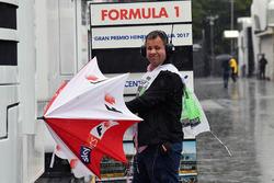 Ted Kravitz, Sky Sports F1