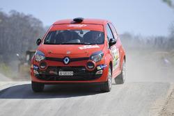 Thomas Schmid, Cornel Frigoli, Renault Twingo