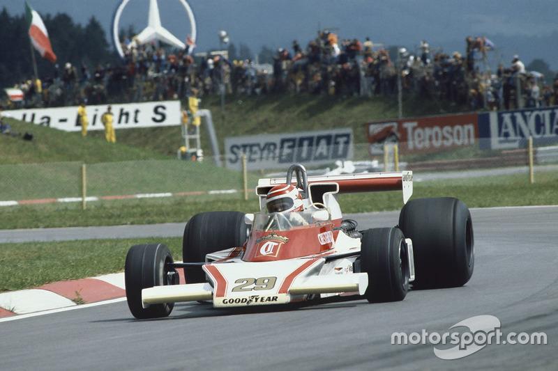Nelson Piquet, McLaren M23 Ford