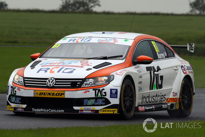 Will Burns, Tony Gilham Racing Volkswagen CC